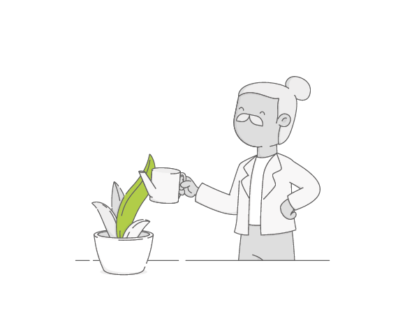 post illustration
